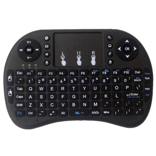 Conversor Smart Tv Uhd 4k Transforma Sua Tv Em Smart Tv Netflix Youtube Internet Android 7.1hdmi e mini teclado touchpad - Mxq