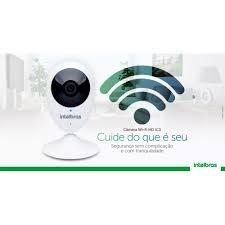 iC3 Câmera Wi-Fi HD
