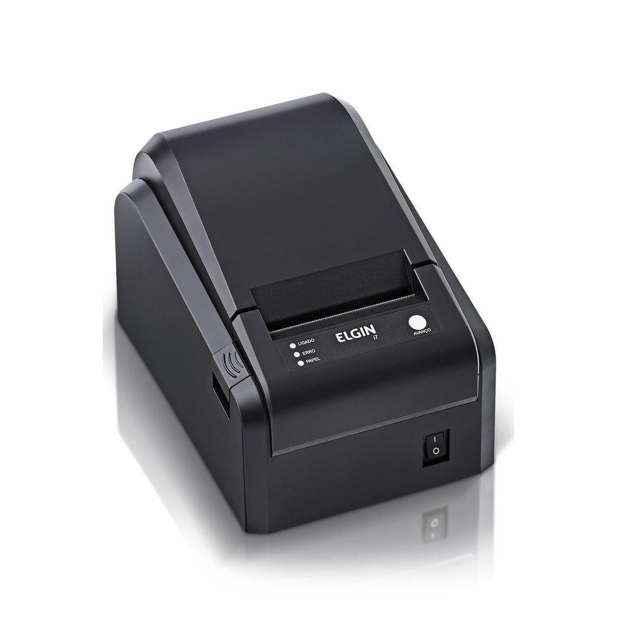 Impressora i7  Ideal para emissão de cupons do SAT / NFC-e, e também outros cupons e recibos não fiscais, a impressora térmica não fiscal i7 é a melhor escolha entre preço e desempenho. Com dimensões