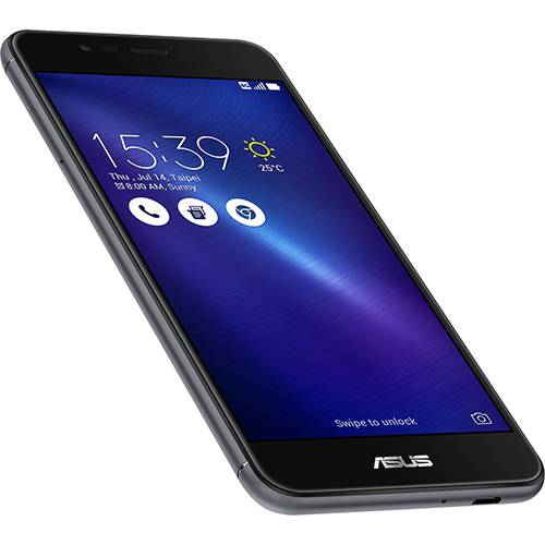 Smartphone Asus Zenfone 3 Max  Android 6 Tela 5.2