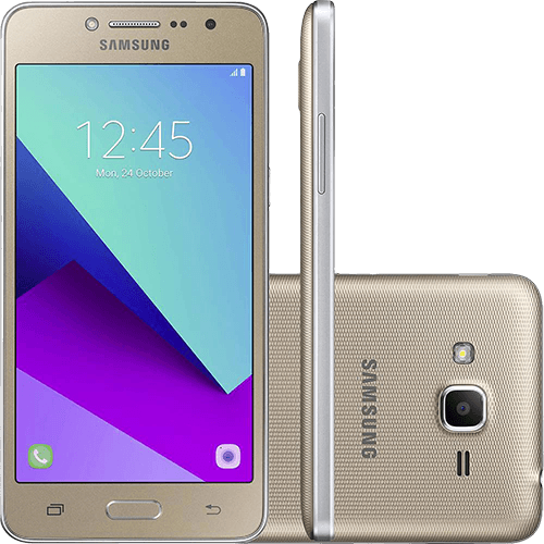 Smartphone Samsung Galaxy J2 Prime TV Dual Chip Android 6.0 Tela 5