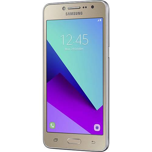 Smartphone Samsung Galaxy J2 Prime TV Dual Chip Android 6.0 Tela 5