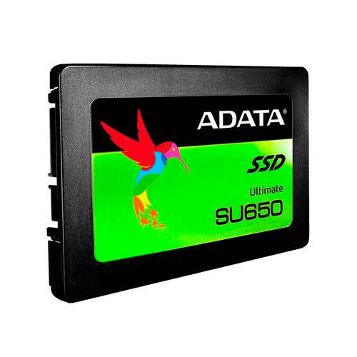 "SSD Adata SU630 240GB NAND Flash 3D QLC 2.5"" PC e Notebook ASU630SS-240GQ-R"