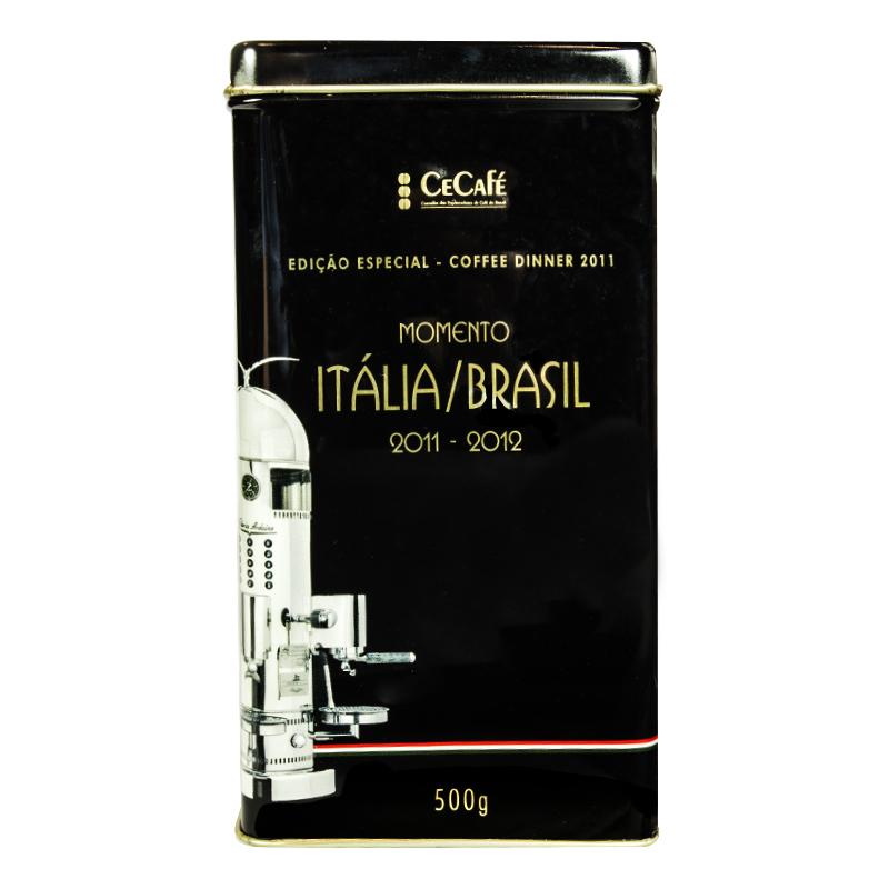 Lata comemorativa Itália