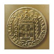 As moedas contam a história do Brasil