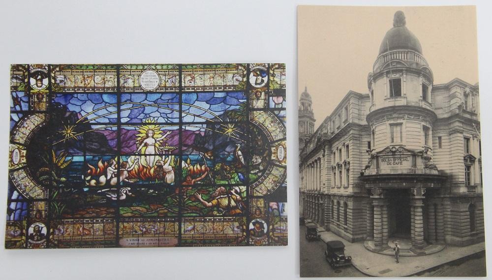 Kit Cartão Postal: duas imagens