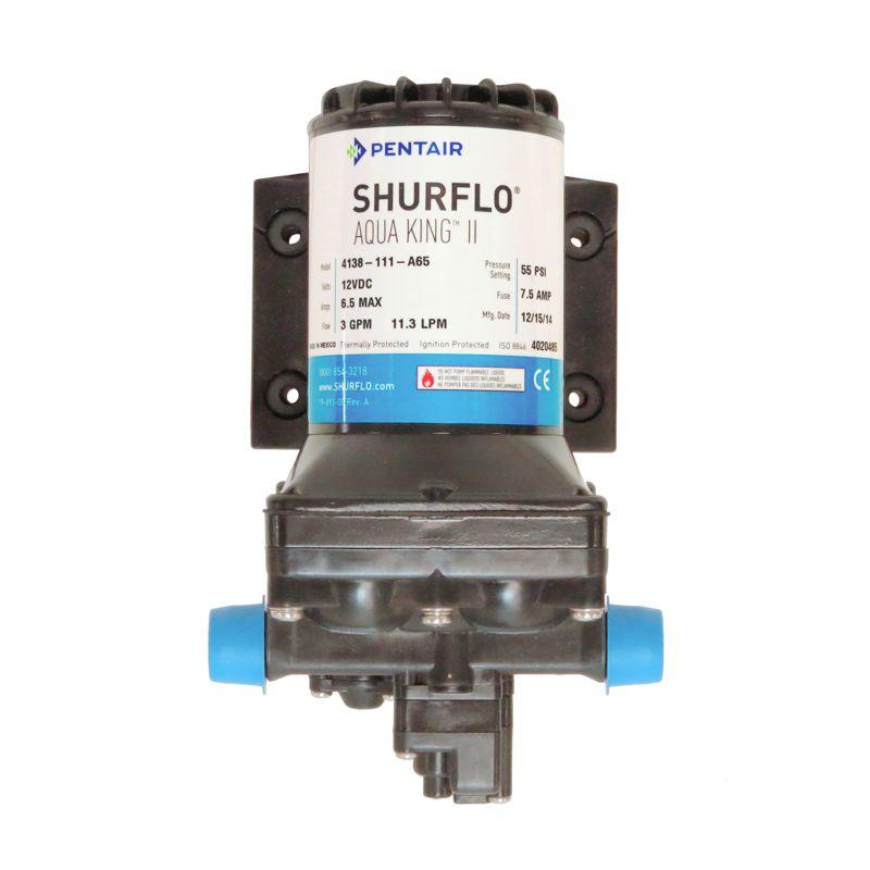 Bomba Pressurizada Shurflo 12V