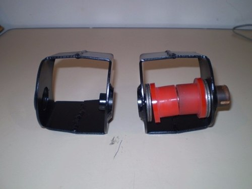 Suporte braço suspensão Variant 2 com bucha poliuretano