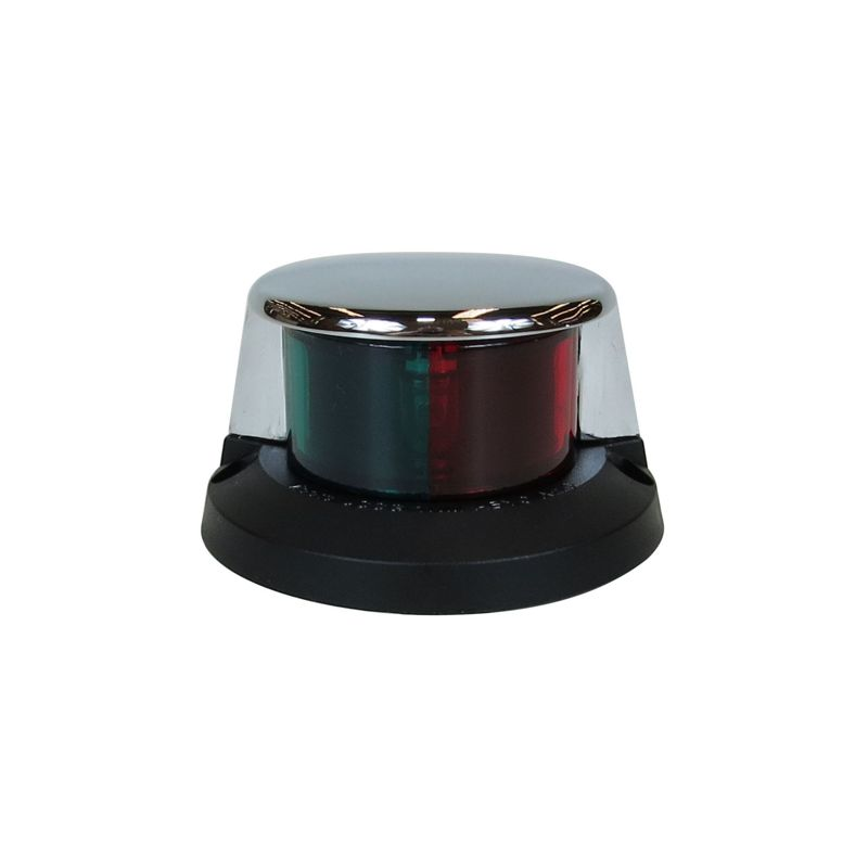 Luz de navegação proa Seachoice bicolor BB/BE zamac cromado