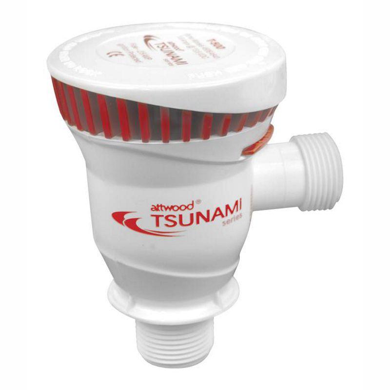 Kit Bomba de Viveiro Tsunami Aerador Oxigenador de Isca Viva