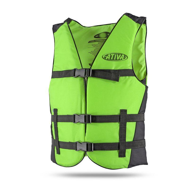 Colete Esportivo Auxiliar de Flutuação Ativa Canoa
