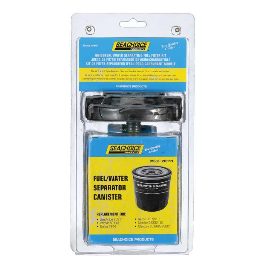 Filtro Separador de água/gasolina Seachoice