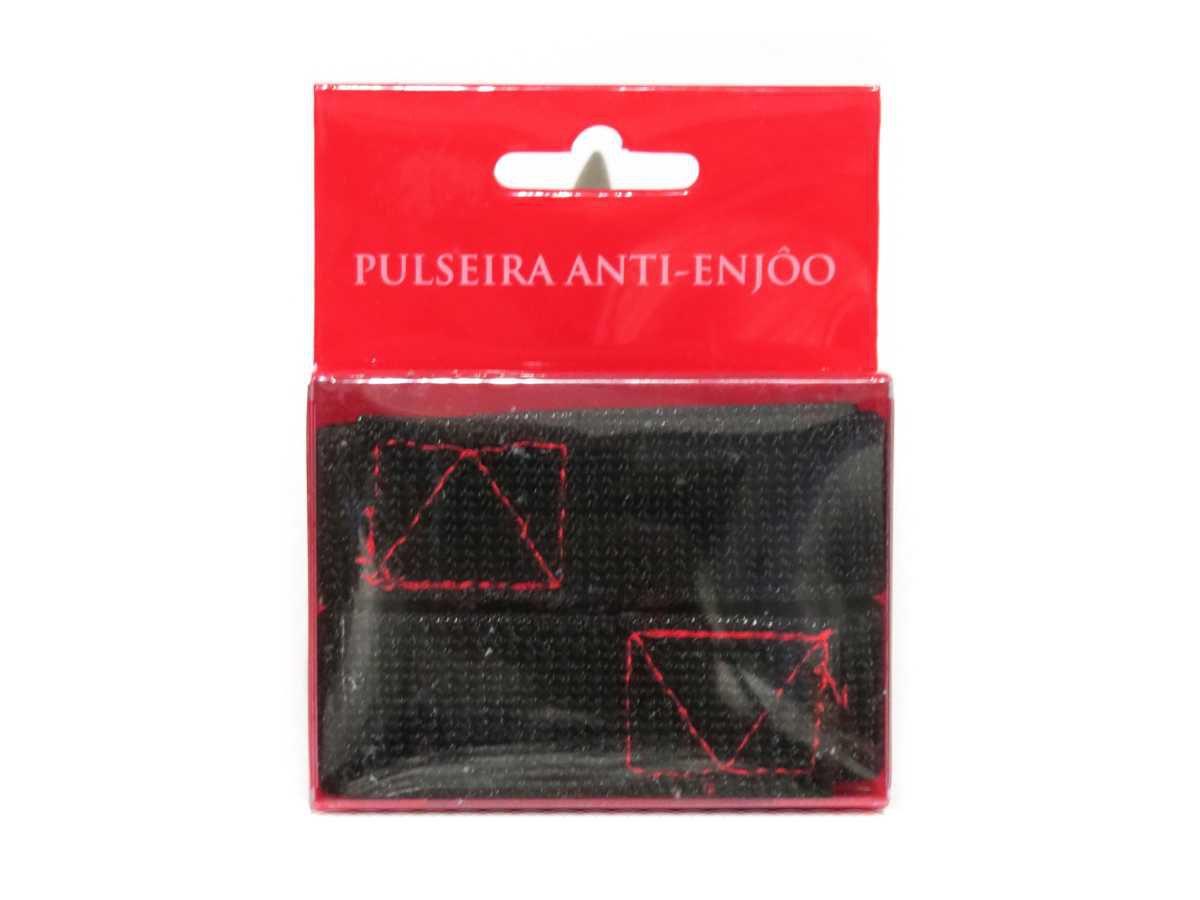 Pulseira Elástica Anti-enjoo Náusea Tipo Seaband