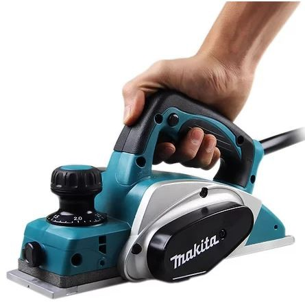 PLAINA ELET 82MM (3 1/4 POL) KP0800 MAKITA 220V