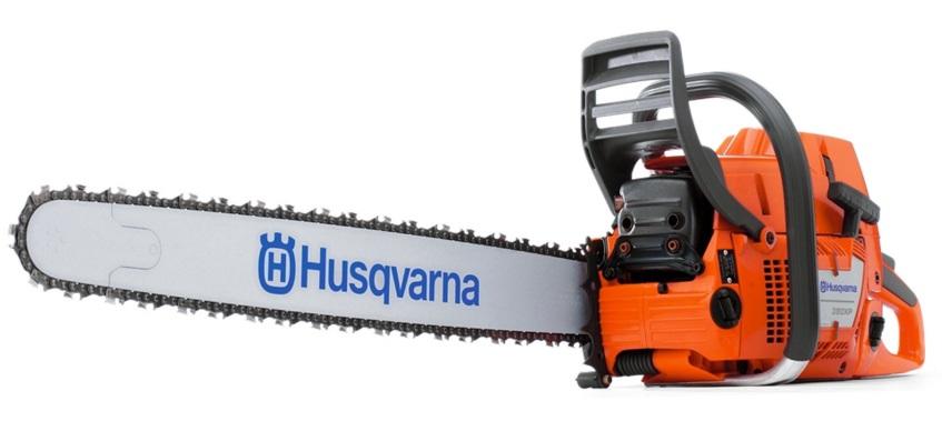 MOTOSSERRA HUSQVARNA 390 24