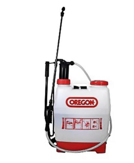 PULVERIZADOR COSTAL MANUAL OREGON 20 LT
