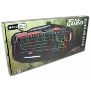 TECLADO - PRETO - USB - GAMER - SHADOW HUNTER - HARDLINE