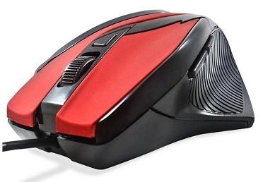 MOUSE OPTICO GAMER 800 a 2400 DPI USB BLISTER MS-26 VM/PT
