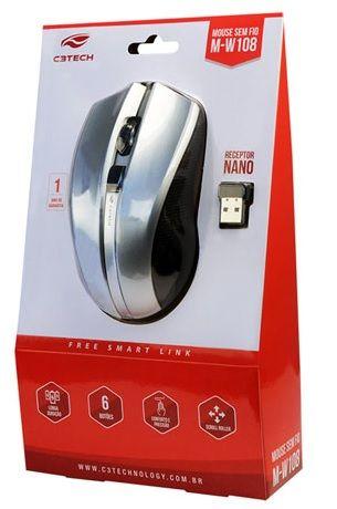 MOUSE S/FIO RC/NANO M-W108 SI C3T