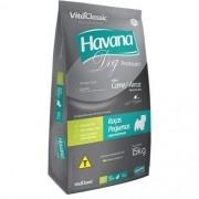 Ração Premium Havana Dog Premium - Raças Pequenas  15kg - Vita Classic