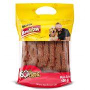 Bifinhos sabor Carne para Cães raças grandes e gigantes 500g - BAW WAW