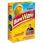 Comida para Pássaro Canário 500g - BAW WAW