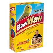 Comida para Pássaro Periquito 500g - BAW WAW