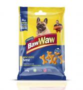 Biscoito Mini Para Cães Caixa com 30 Unidades de 50g cada - Baw Waw