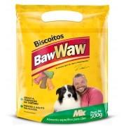 Biscoito MIX para Cães para raças grandes e gigantes 500g - BAW WAW