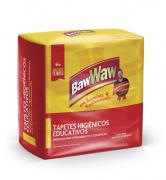 Tapete Higiênico P/ Cães Caixa C/6 Pacotes de 7 Unidades - BAW WAW