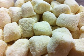 Nhoque de Mandioca - 50% Farinha Integral e Vegano - 500g