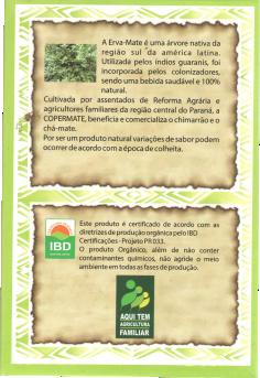 Chá Soneto Maturidade Feminina Orgânico 10g