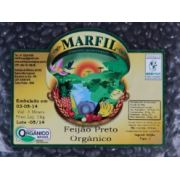 Feijão Preto Orgânico Marfil- 500 Kg