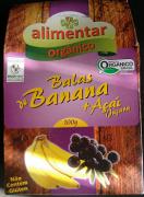 Bala de Banana + Açai  100g