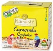 Chá Camomila Caixa com 10 sachês de 10 g – Namastê