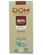 CHOCOLATE DOM PREMIUM 80% CACAU