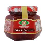 GELEIA DE FRAMBOESA ORGÂNICA 180g- CARRARO