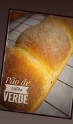 PÃO DE MILHO VERDE 450g