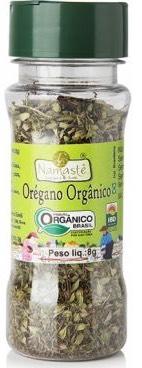 Oregano Organico, 10g - Namaste