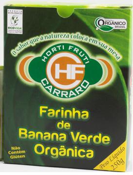 FARINHA BANANA - 200G COOPERFLORESTA