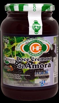 DOCE CREMOSO DE AMORA - 310g