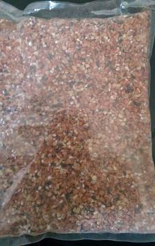 Quirera Arroz Integral Cateto Vermelho Quebradinho Agroecológico ( Delfino) 500g