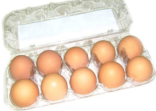 Ovos Caipiras ( Amarildo)