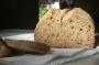 Pão Semi Integral - Fermentação Natural - Vegano - 700g