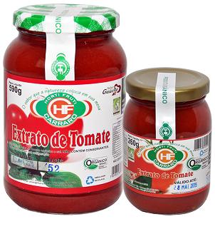 EXTRATO DE TOMATE 590G -  CARRARO