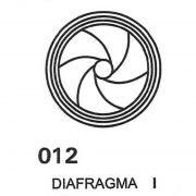 Diafragma I - PVC