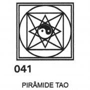 Pirâmide de Tao - PVC