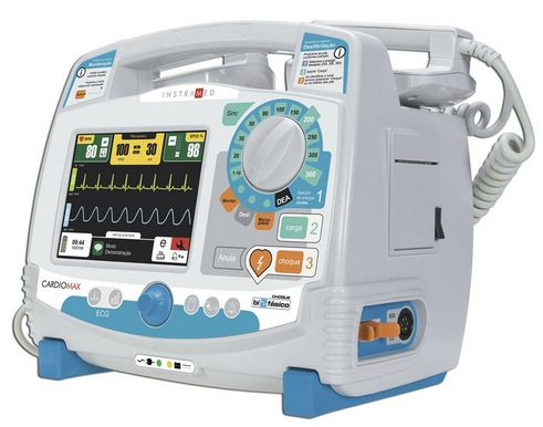 Contribua para a Aquisição do Cardioverso / Desfibrilador Bifásico