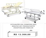 Contribua para a Aquisição da Maca de Transporte Hospitalar Fawler
