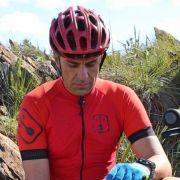 Camisa Ciclismo Colors Wine - Masculina